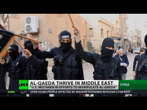Comfort for Chaos: 'Al-Qaeda metastasize in Mid-East due to US War on Terror'