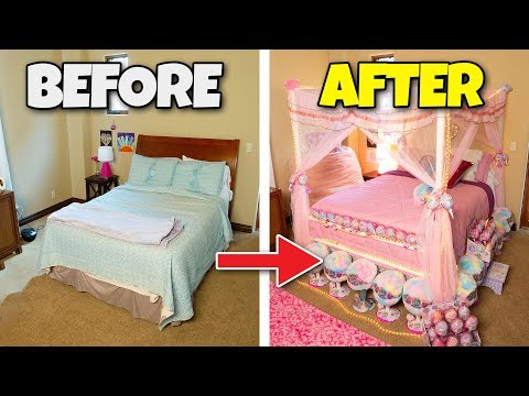 ULTIMATE BEDROOM MAKEOVER + New Torture Device