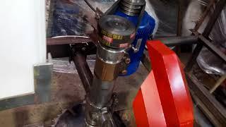 пилорама дисковая под любую пилу 500  560 для работы с генератором на деляне