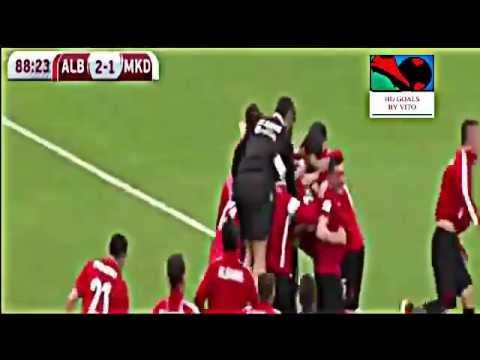 """Albania vs Macedonia"" Bekim Balaj Goal HD"