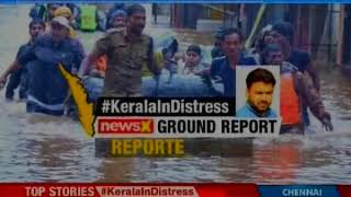 Kerala Floods: Three districts on red alert, Idukki remains cut off for the fourth day