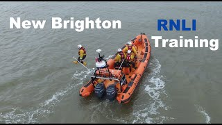 Hpiguy | New Brighton Rnli Training Exercise - Wirral - Dji Inspire1