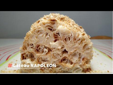 gâteau-napoleon-sous-forme-de-roulé
