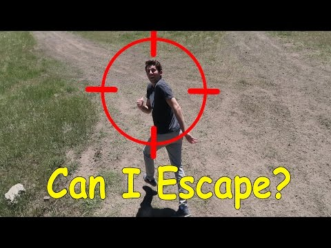 Can You Escape a Drone That is Locked on to You? 5 Attempts to Lose the Mavic Pro With Active Track
