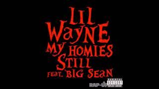 Lil Wayne Ft Big Sean My Homies Still Bass Boosted