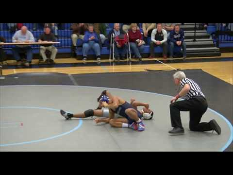 Shikellamy at Midd-West Wrestling