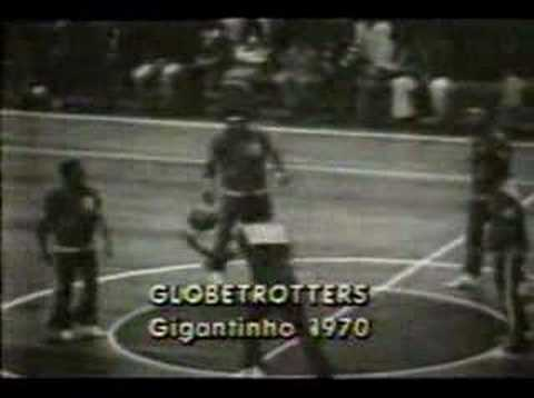 Universíade - Globetrotters - Porto Alegre - anos 60