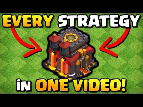 EVERY Single TH10 Attack Strategy In This ONE VIDEO | Clash Of Clans
