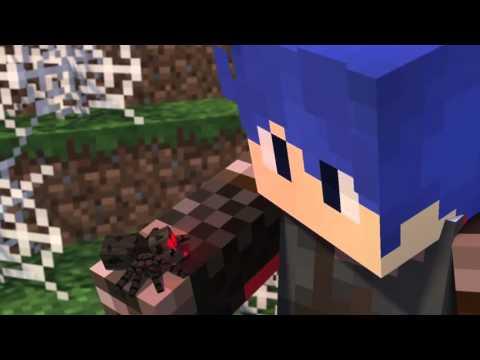 DanCole (Dante & Nicole) Minecraft Diaries (Music Video)