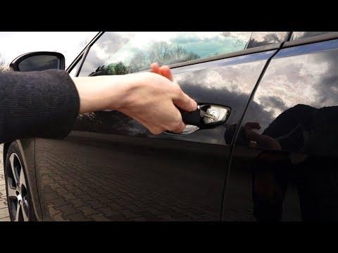 Volkswagen Golf MK7 emergency door central locking opening