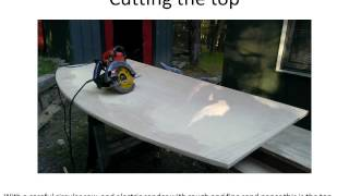 The Making Of A Cool Cheap Desk