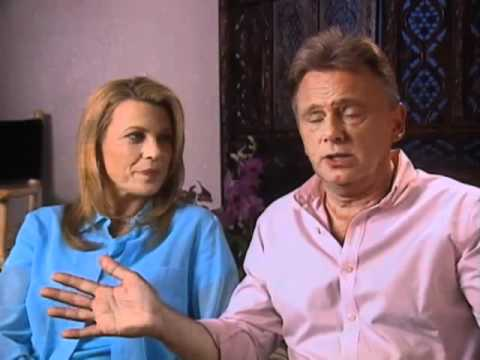 Pat Sajak and Vanna White discuss their relationship- EMMYTVLEGENDS.ORG