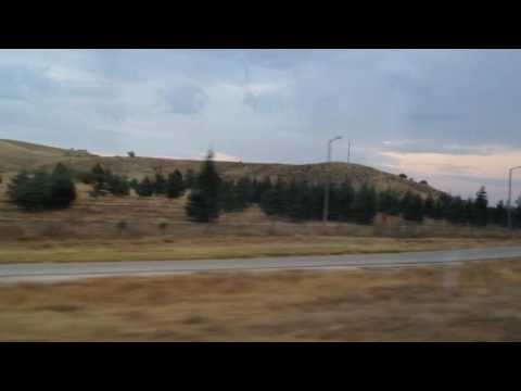 160813 Dogu Express 1 Ankara to Erzurum Departure from Irmak