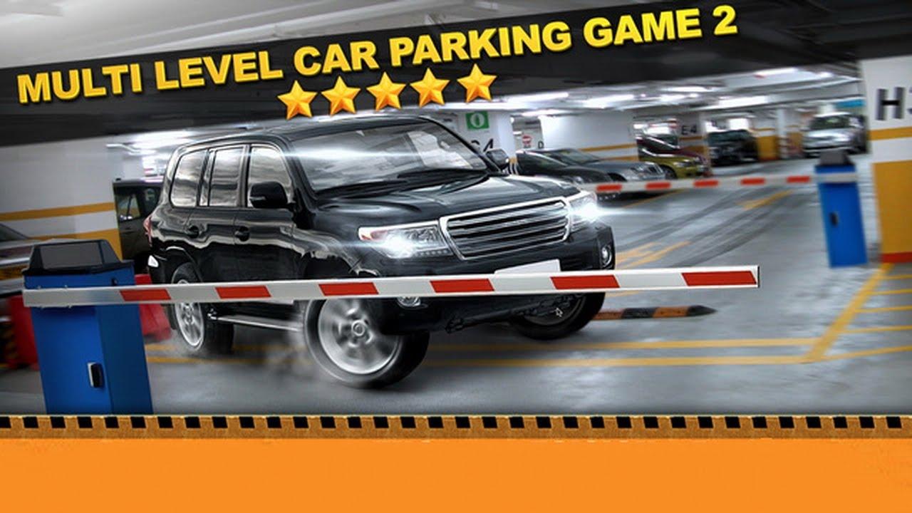 Real Life Driving Games >> Multi Level 2 Car Parking Simulator Real Life Driving Test Run Sim Racing Games