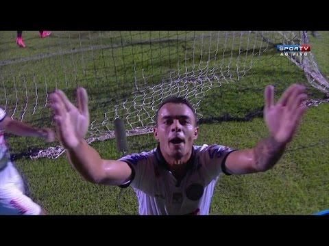 Operário - PR 2 x 1 Criciúma Gols - Copa do Brasil 12/04/16