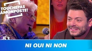 """Kev Adams et Jamel Debbouze jouent au """"Ni oui / Ni non"""""""