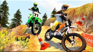 Offroad Moto Bike Racing Games - Gameplay Android game - New Bike games 2018