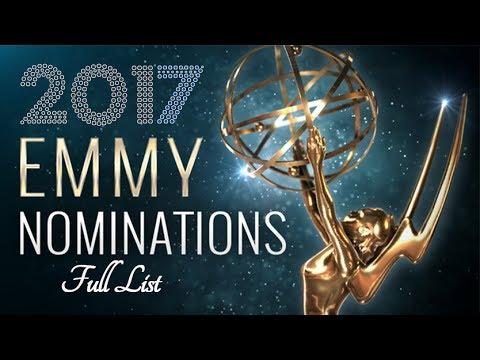 2017 Emmy Awards Nominations List: All The Nominees  ★ A-77