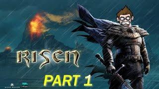 Risen (XBox 360) - Part 1