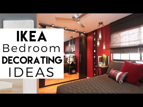 Interior Design, Best Ikea Bedroom Decorating Ideas