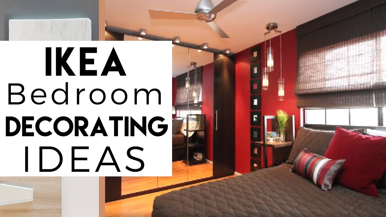 Interior Design, Best IKEA Bedroom Decorating ideas - YouTube