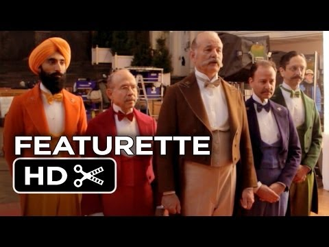 The Grand Budapest Hotel Featurette - Concierge (2014) - Movie HD streaming vf