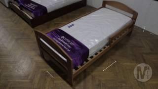 видео Односпальная кровать Венера