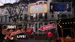 �������� ���� John Krasinski Pranks Jimmy Kimmel in Brooklyn ������