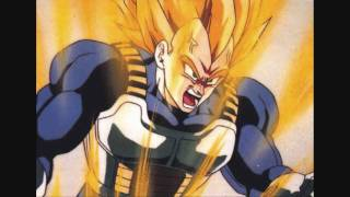 Vegeta Powers Up Theme Song