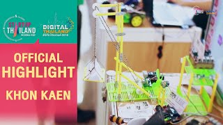 Highlight Startup Thailand & Digital Thailand @Khon Kaen