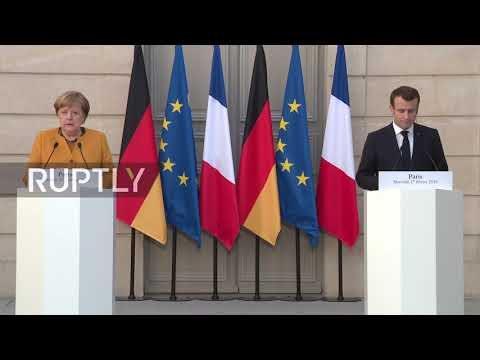 France: Article 50 extension requires 'clear perspective' from Britain – Macron