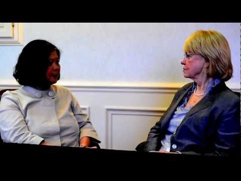 CRS President Dr. Carolyn Y. Woo interview in the Diocese of Savannah