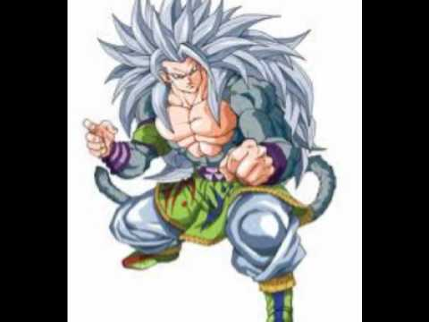 Goku super saiyan 1 10 youtube - Super sayen 10 ...