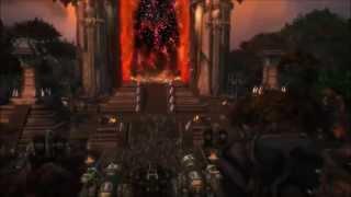 Dark Portal Intro Cinematic - Warlords of Draenor