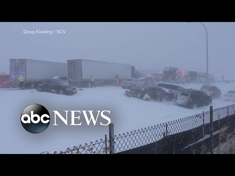 Holiday Travel Danger: Powerful Christmas Storm Hits East Coast