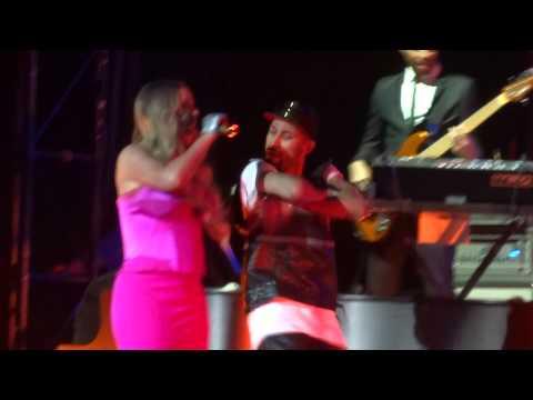 Mariah Carey - Heartbreaker (Remix)/Honey live Sydney -Elusive Chanteuse Tour 2014