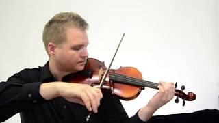 FiddlerShop Apprentice Violin - Great Beginner Violin