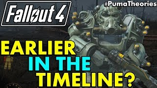 Was Fallout 4 Supposed to Take Place Earlier on in the Fallout Timeline? (And Not 200 Years Later?)