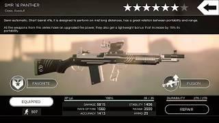 SMR-16 Panther 7* Evolve
