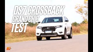 DS7 Crossback Grand Chic 2019 Test Drive - Real Car Test & Routiere - Pgm 521