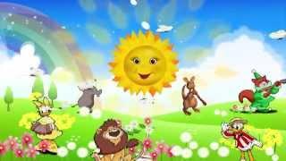 детские песни видео бесплатно из мультфильмов