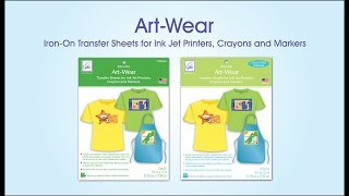 Art Wear Transfer Sheets