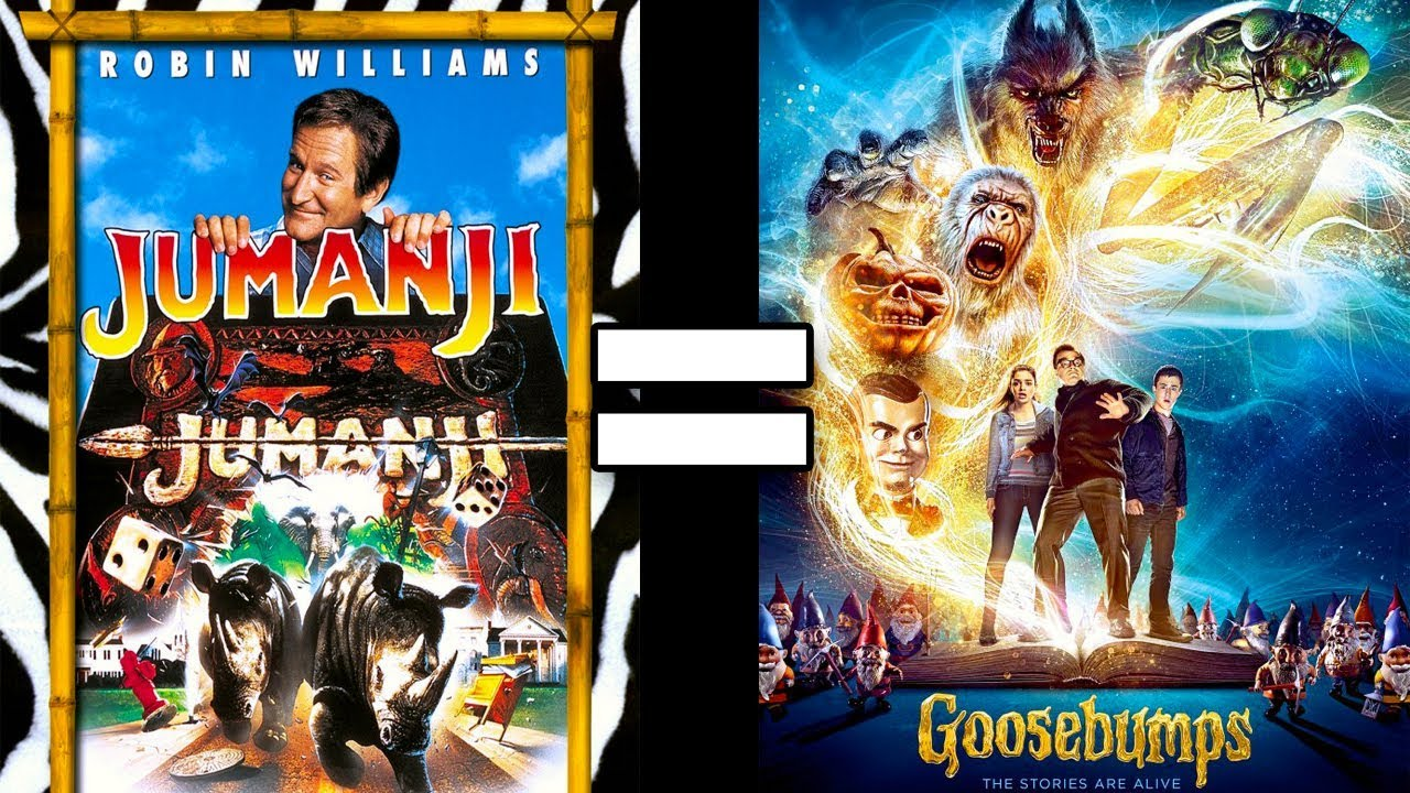Download 24 Reasons Jumanji & Goosebumps Are The Same Movie