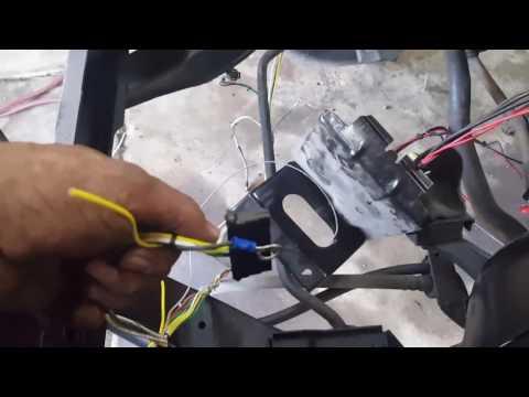 65 Mustang Wiring