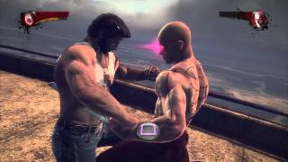 The Wolverine Uncaged Edition Ending Gameplay HD (X-MEN Origins) Final Boss Deadpool & Victor Creed