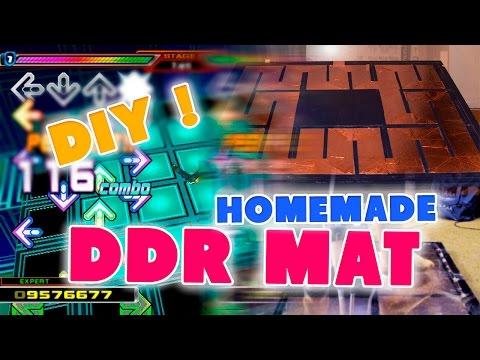 DIY DDR MAT!