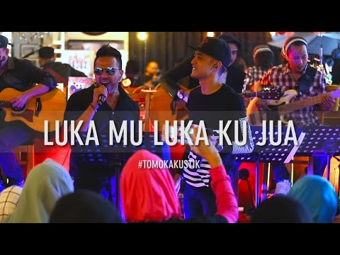 TOMOK NEW BOYZ & ZUL 2BY2 - LUKAMU LUKAKU JUA #LIVE #TOMOKAKUSTIK