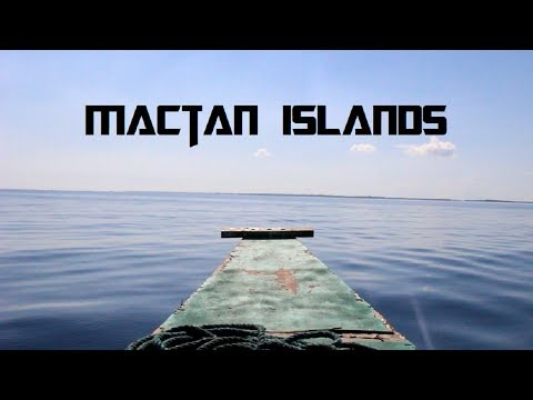 Mactan Islands, Cebu Philippines (Island Hopping)