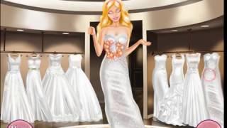 Мультик игра Барби: Свадебный шопинг (Blondie Wedding Shopping)