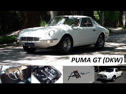 Garagem do Bellote TV: Puma GT (DKW)
